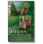 #201 - Aeration Jumbo Postcard