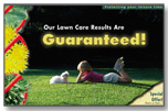 #824 - Guaranteed Results Jumbo Postcard