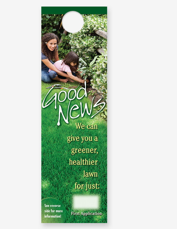 #712 - Good News Door Hanger