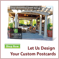 Landscape Custom Postcards