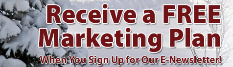 Marketing E-Newsletter Signup