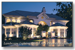 #828 - Landscape Lighting Jumbo Postcard