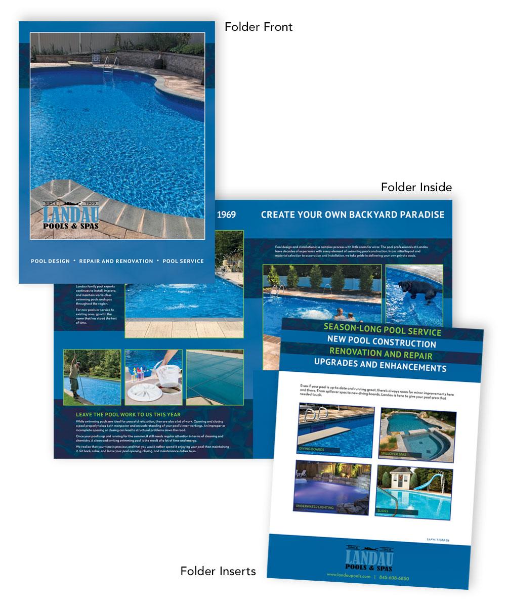 Sales Presentation Folders